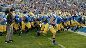 Jim Mora and the UCLA Bruins will look to remain undefeated against Arizona.