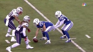 The Colts fake punt was one of the many odd plays so far in the 2015 season.