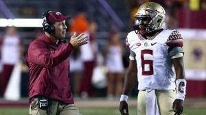 Everett Golson has been making strides in the offense of Jimbo Fisher.