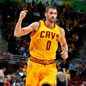 Kevin Love returned to the court for the final preseason games and will look for a strong start to the season.
