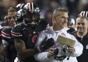 The 2015 season has been filled with smiles on the field, but challenges off for the Ohio State Buckeyes.
