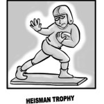 History of College Football's Heisman Trophy