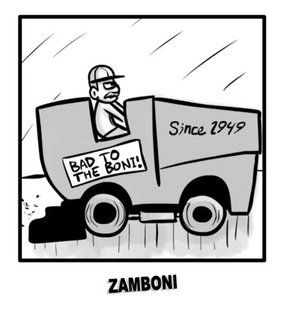 The Zamboni