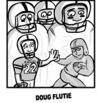 Boston College's Doug Flutie and His Hail Mary Pass