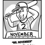 Remembering Major League Baseball's Mr. November Derek Jeter