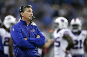 Former Georgetown linebacker Jim Schwartz is now the defensive coordinator for the Buffalo Bills.