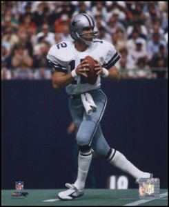 Roger Staubach led the Cowboys to a comeback win in the 1979 regular season finale
