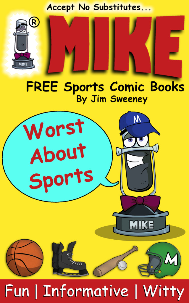 Yellow Cover FREE Worst About Sports