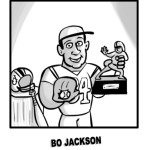 Bo Jackson: The Best Dual Sports Athlete Ever