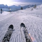 History of Skiing: From Simple Transportation to High Speed Racing