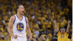Steph Curry and the Golden State Warriors are shouting out their claim for the best record in NBA histry.