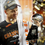 Peyton Manning Leaving as a Champion