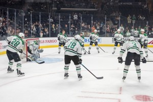 The Dallas Stars posted 50 wins for the best record in the Western Conference.
