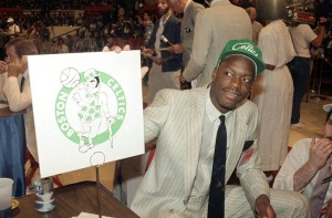 The defending NBA Champion Boston Celtics made Bias the second pick in the NBA draft just two days before he died.