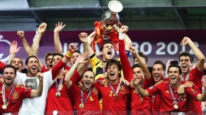 In 2012 Spain became the first team to repeat as Euro Champions. They will be looking for three in a row in 2016.