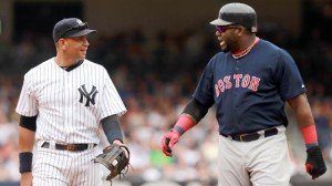 The final season for Alex Rodriguez is quite different than the final season for David Ortiz.
