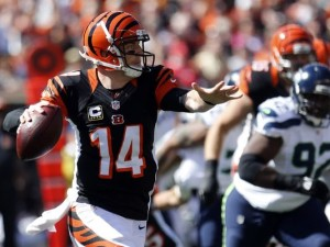 A healthy Andy Dalton is crucial if the Cincinnati Bengals hope to finally have playoff success.