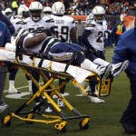 Pain On The Gridiron: The 5 Most Common NFL Injuries