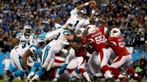 Few would be surprised if the NFC Championship again comes down to the Carolina Panthers against the Arizona Cardinals.