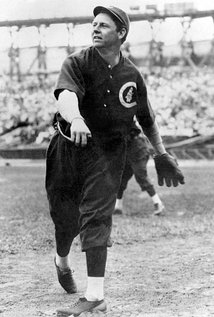 "Mordecai ""Three Finger"" Brown won a game as a starter and a reliever during the 1908 World Series."