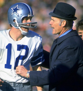 Tom Landry coached Dallas for 29 seasons and was 2-3 in the Super Bowl.