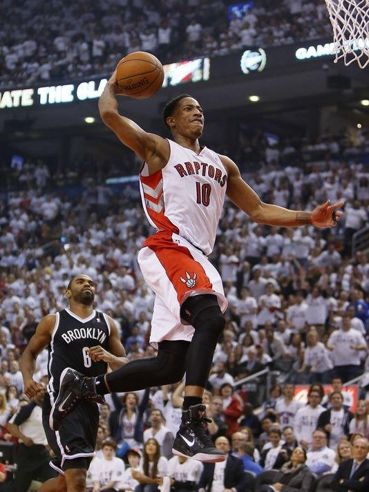 DeMar DeRozan is emerging as one of the top scorers in the NBA.