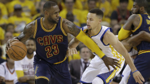 Though the season is less than two months old, it seems likely that Stephen Curry and LeBron James will be meeting in the NBA Finals for the third straight year.