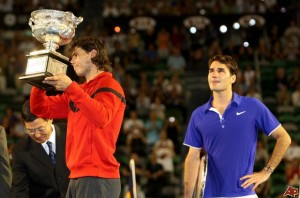 Much has happened since Rafael Nadal defeated a tearful Roger Federer in the 2009 Australian Open Final.