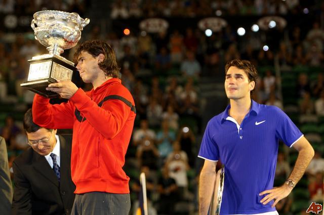 Don't write Federer off in the French: Nadal - Australian Open ...