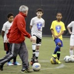 How to Be the Soccer Coach Every Kid Dreams About