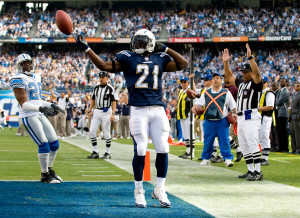 "LaDainian Tomlinson is the only ""lock"" for the 2017 Pro Football Hall of Fame class."