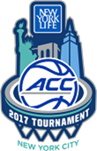 The 2017 ACC Men's Basketball Tournament is taking place at the Barclays Center in Brooklyn, NY for the first time ever.