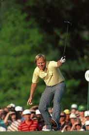 Jack Nicklaus was near the top of golf leader boards for more than two decades.