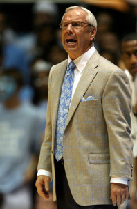 Roy Williams has lead North Carolina to the top seed in the tournament.