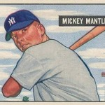 The Incredible Value of the 1952 Topps #311 Mickey Mantle Baseball Card