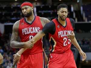 Anthony Davis and DeMarcus Cousins should lead the New Orleans Pelicans to victory next season.