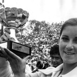 Chris Evert Was Hard to Beat on Clay
