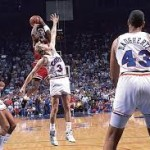 Vintage Video: Michael Jordan Becomes MICHAEL JORDAN