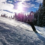 Down the Bunny Hill: 5 Skiing Tips for Beginners