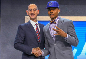 Markelle Fultz was selected with the first pick in the 2017 NBA Draft after playing only 25 games at the college level.