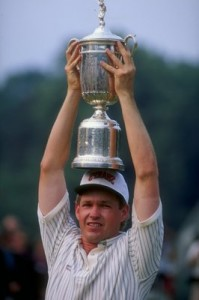 Lee Janzen shot all four rounds in the 60s at the 1993 U.S. Open Championship.