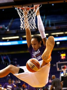 Brittney Griner is one of the biggest stars of the WNBA.