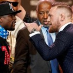 Tension is Building for the Mayweather vs. McGregor Fight