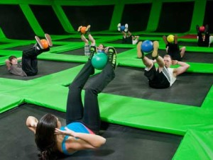 Launch-Trampoline-Fitness