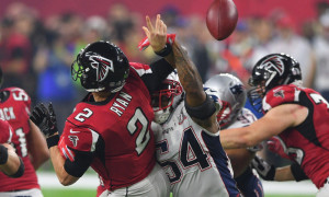 Can Matt Ryan and the Atlanta Falcons recover from their collapse during Super Bowl LI?