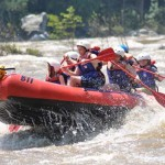 What to Expect Your First Time Whitewater Rafting