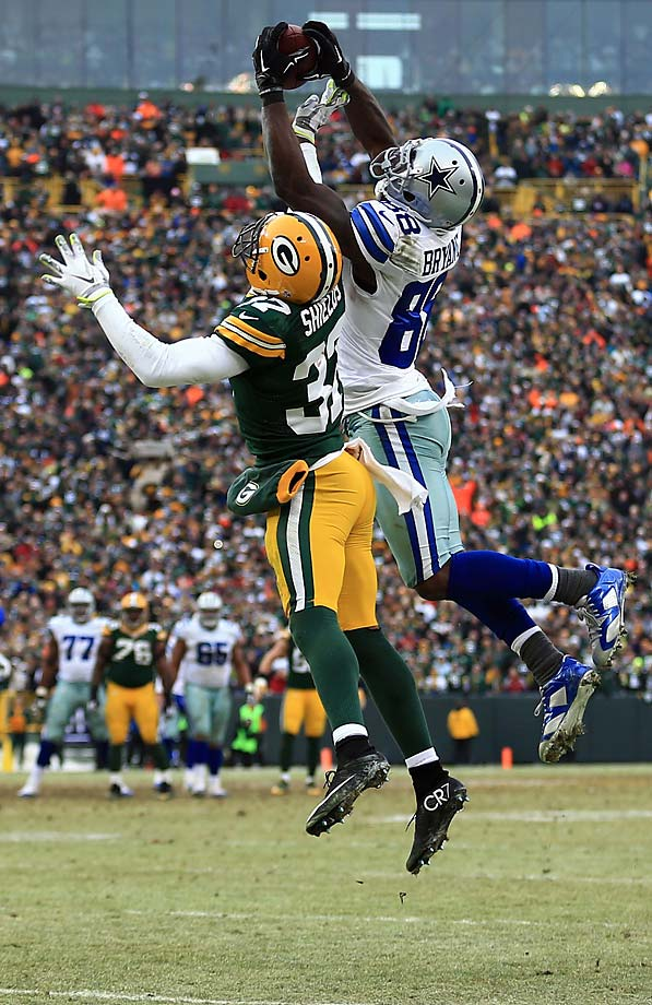 Sports Then And Now Dallas And Green Bay Take Center Stage