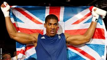 Anthony Joshua is looking to be the fifth boxer to win the prestigious SPOTY Award.