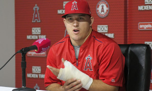 The Los Angeles Angels could not overcome the thumb injury suffered by star Mike Trout during the 2017 season.