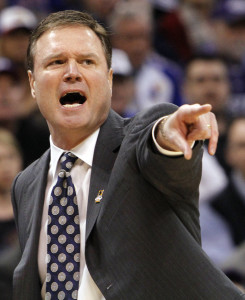 Bill Self has lead Kansas to 12 straight Big 12 Conference Regular Season Championships.